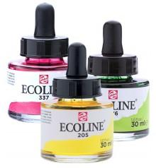 acuarela liquida Ecoline