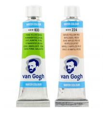 acuarela tubo Van Gogh