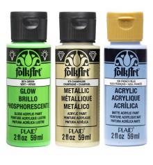 pintura acrilica FolkArt