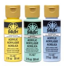 Pintura acrilica FolkArt Premium 59 ml.