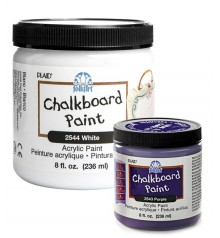 pintura FolkArt Chalkboard