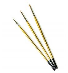 Pincel sintetico 2665 Golden Sable