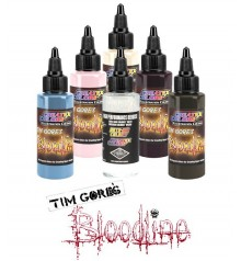bloodline airbrushing colors set