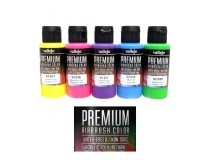 Vallejo Premium sets colors aerografia