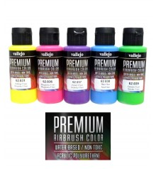 Vallejo Premium airbrushing colors