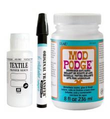prodotti per pittura tesile
