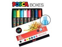 Posca Marker Pen Kits
