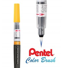 retolador Pentel Colour Brush
