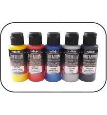 sets colors aerografia premium