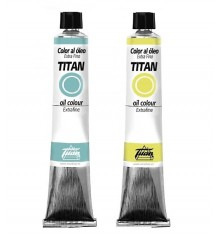 oil paint Titan 60 ml.