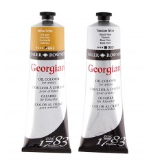 cores oleo Daler Rowney Georgian 38 ml.