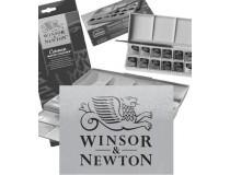 Cajas acuarela Winsor & Newton