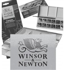 Caixes Aquarel.la Cotman Winsor & Newton