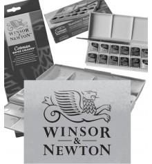 Cajas acuarela Cotman Winsor & Newton