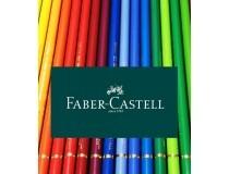 caixa lapis de cor FABER-CASTELL