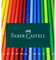 colour pencils box FABER-CASTELL