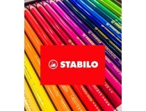 caja lapices de color STABILO