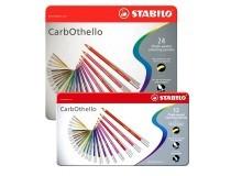 Crayon Pastel STABILO CarbOthello
