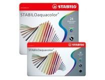 Crayon aquarellable STABILO Aquacolor