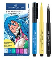 marcadores PITT Faber Castell
