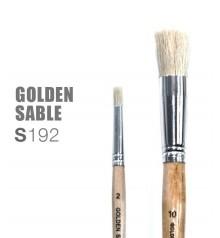 Pincel STENCIL-Golden Sable
