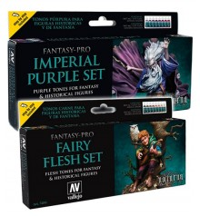 Fantasy-Pro paint sets