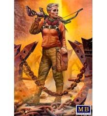 post-apocalyptic fiction 1/35