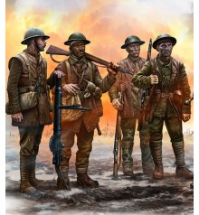 figures WWI 1/35