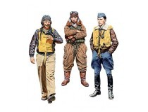 WWII pilots 1/32