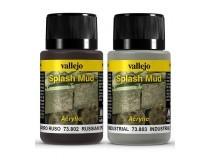 splash mud