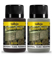 splash mud