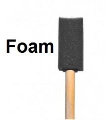 Pincel esponja FOAM-Golden Sable
