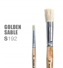 Brush STENCIL-Golden Sable