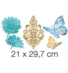 Plantillas - Stencils 21 x 29,7
