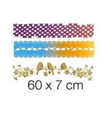 Plantillas - Stencils 60 x 7
