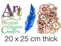 Stencils 20 x 25 Thick
