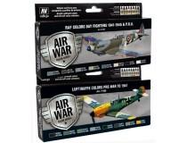 Model Air sets Air War Color Series