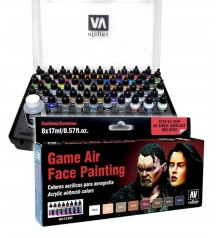 sets pinturas Game Air