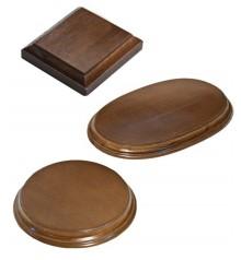 peanas de madera
