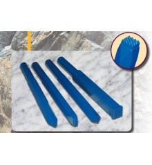carbide bush chisel smooth