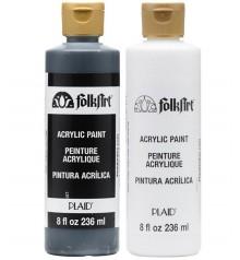 Pintura acrilica FolkArt Premium 236 ml.