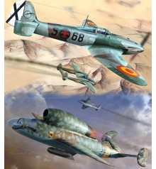RS Models plastic aircrafts kits 1:72