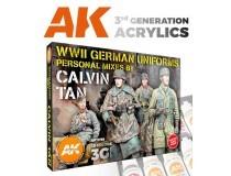 AK paint sets