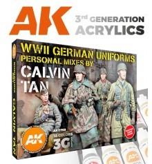 sets cores AK