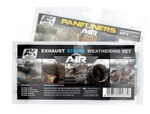AFV AIR series precise colours sets