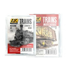 Train series sets