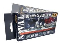 Naval series precise colours sets