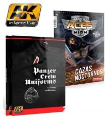revistas modelismo AK