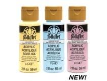 NEW! Acrylic paint FolkArt 59 ml.