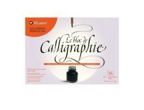 blocs pour calligraphie